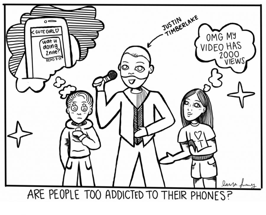 Cartoon%3A+Are+People+Too+Addicted+to+Their+Phones%3F
