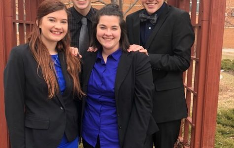 Speech Team Speaks Up: Qualifying for Nationals