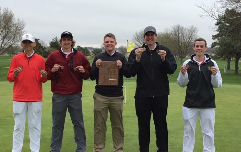 Trojans Plan for a Hole in One this Season