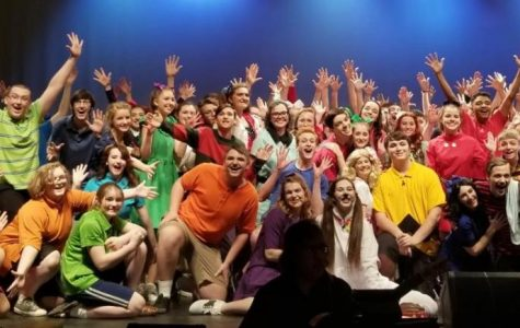 Musical Review: Comic Strips, Dogs, and Childhood Nostalgia hit the PHS Stage