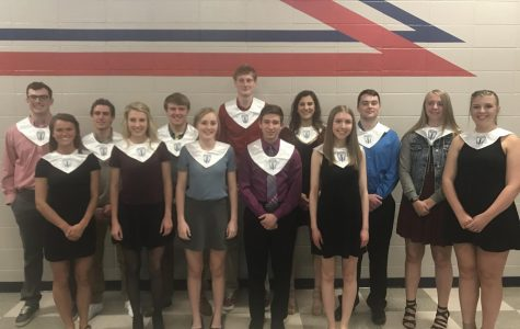 National Honor Society Accepts New Students