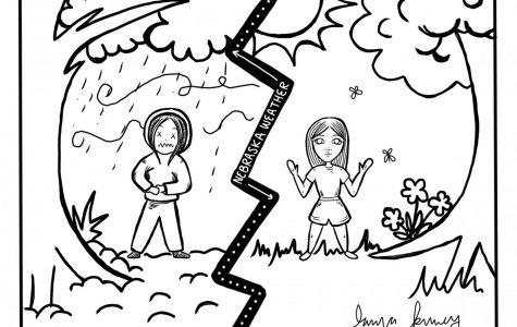 "Cartoon: Nebraska's Climate ""Change"""