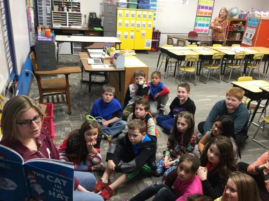 Westmont Elementary Celebrates Dr. Suess