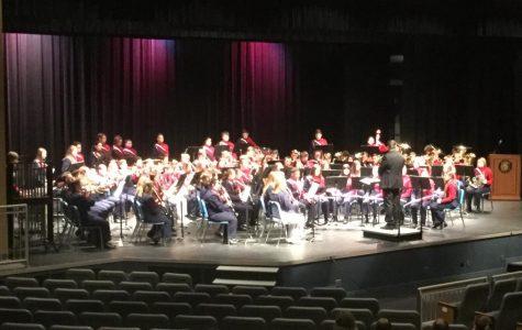Brief: PHS Host District II Music Contest