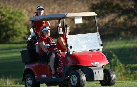 What the Game's About: PHS Girls' Golf