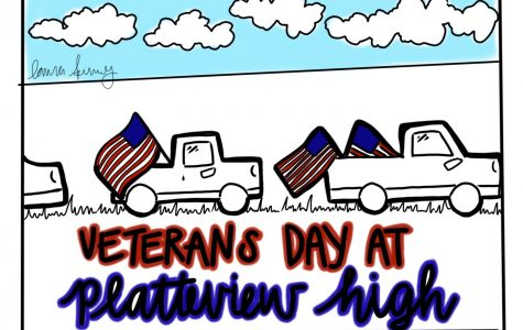 Veterans Day at Platteview High