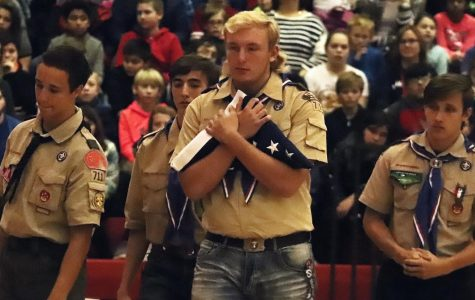(Video) Veterans Day: A Platteview Tradition