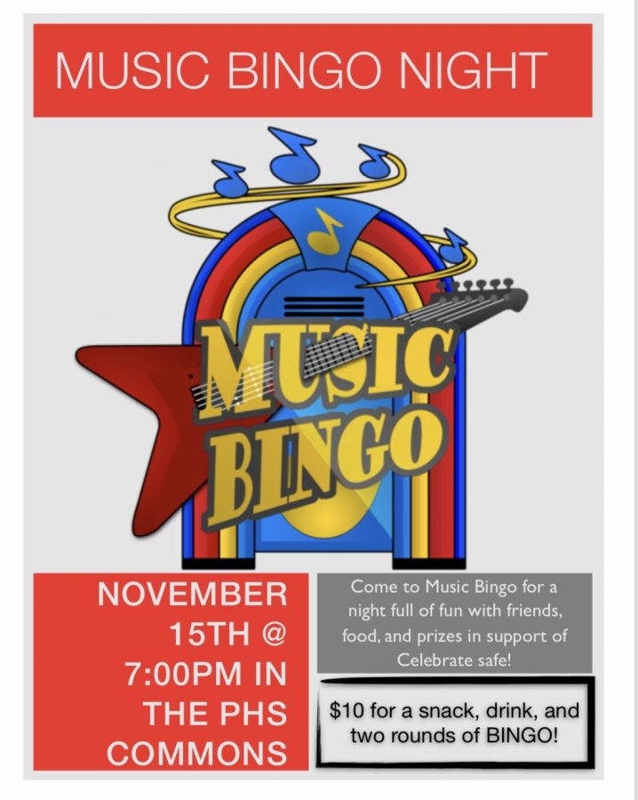 "Bingo! Celebrate Safe's ""Music Bingo Night"" Coming to Platteview"