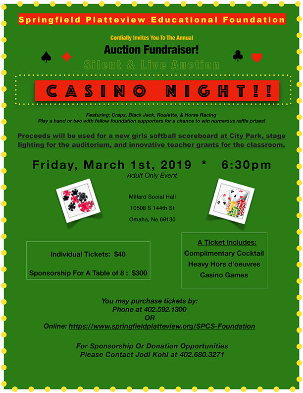 Education Foundation Annual Auction