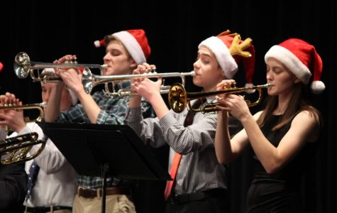 Photo Essay: Jazzing Up The Winter Concert