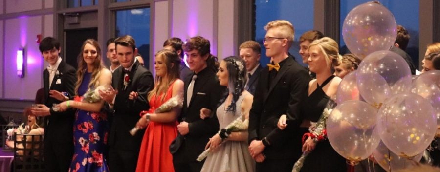 Students Take To The Dance Floor
