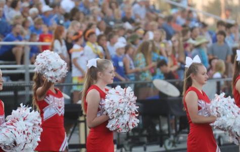 Ambassadors of Spirit: Cheerleading