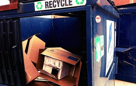 Photo Essay – Recycling at Platteview: Myth or Reality?