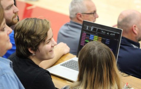 TrojanVision Crew Enhances PHS Events