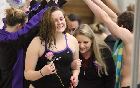 Senior Swimmers Celebrate Successful Season