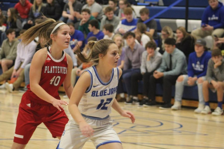 Girls Basketball: Stepping Up and Bringing Focus