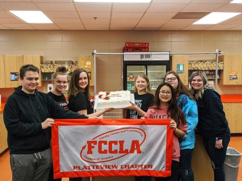 Video: Platteview Students Celebrate National FCCLA Week