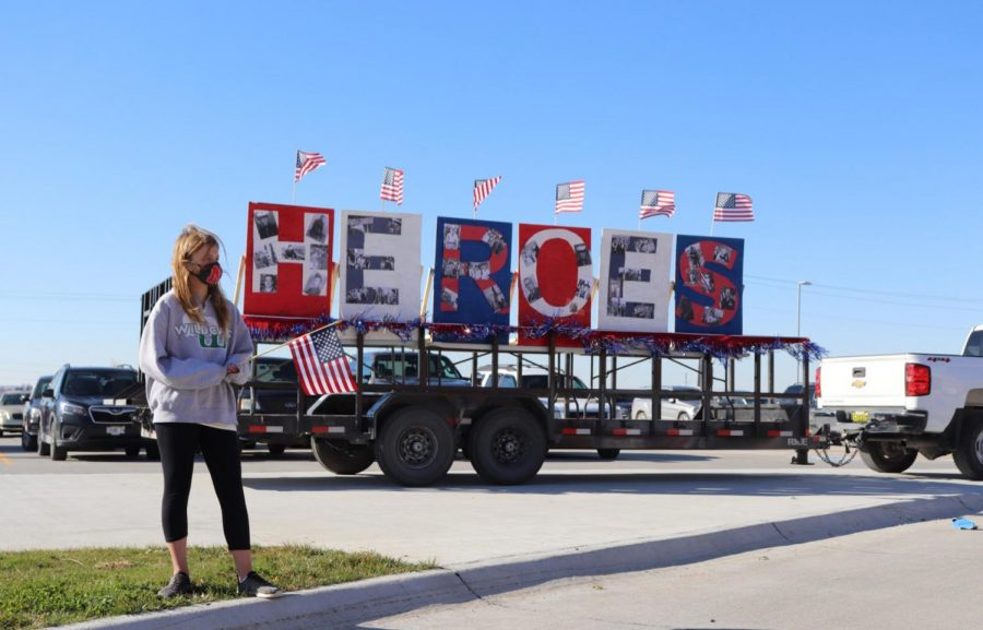 Platteview's Veteran's Day Celebration