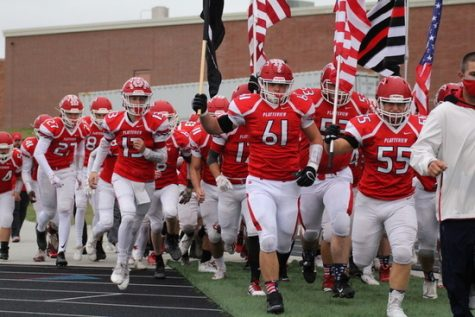 Homecoming 2021 - Football Jersey Auction