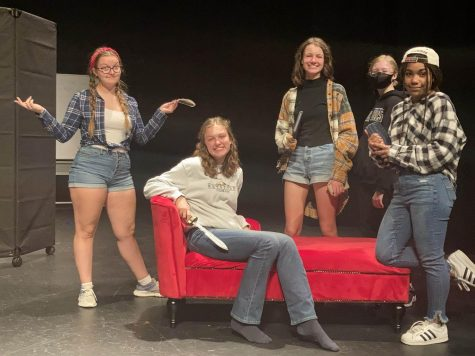 A Play on Words: Drop Dead, Juliette Comes to Platteview