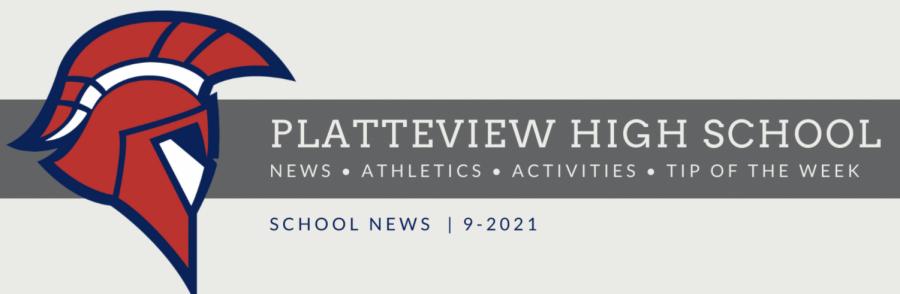 PHS September Student & Parent Announcements - September 2021
