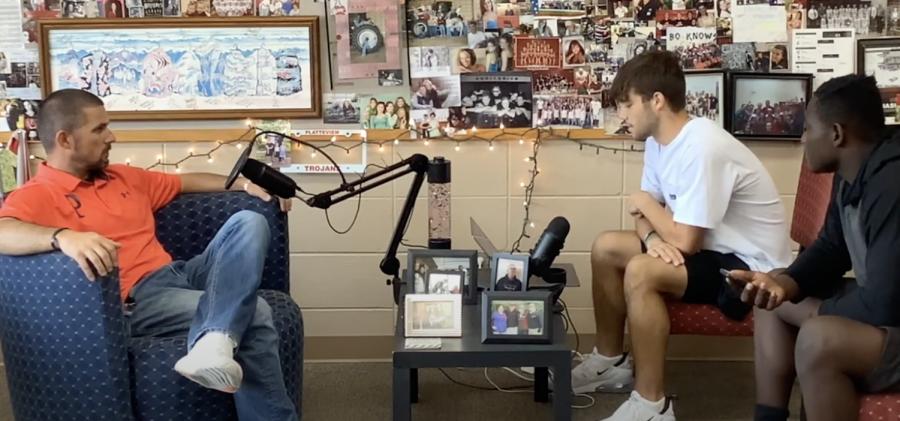 Ja-Kusz-E SpaCast: Episode 001 Coach McLaughlin